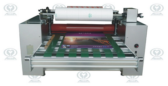 Protection Tape Laminating Machine